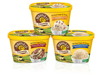 Mayfield Creamery Recharges Brand With Sweet, New Look