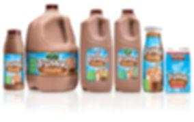 TruMoo Regonal Chocolate Milk Packaging