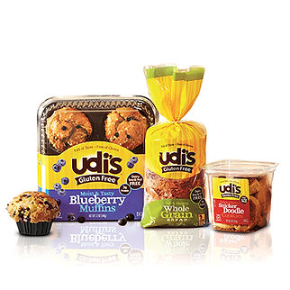 Udi's Gluten Free Package Design Hughes BrandMix