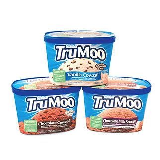 TruMoo Ice Cream Package Design Hughes BrandMix