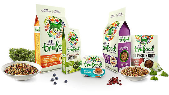 Trufood Holistic Dog Food Packaging
