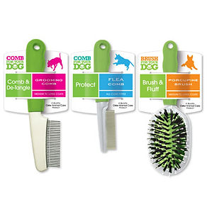 Dog Combs Package Design