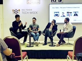 SG Food Tech Week at SFFA and RPB 2019