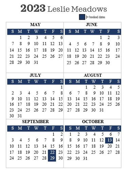 2023 Leslie Meadows Calendar.JPG