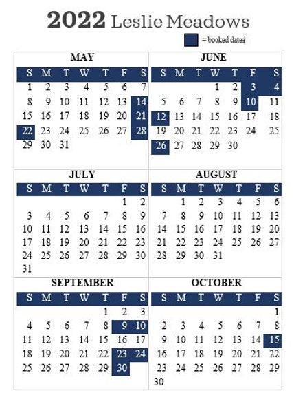 2022 Leslie Meadows Calendar.JPG