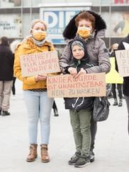 Nein zur Testung an Schulen Fulda jeden