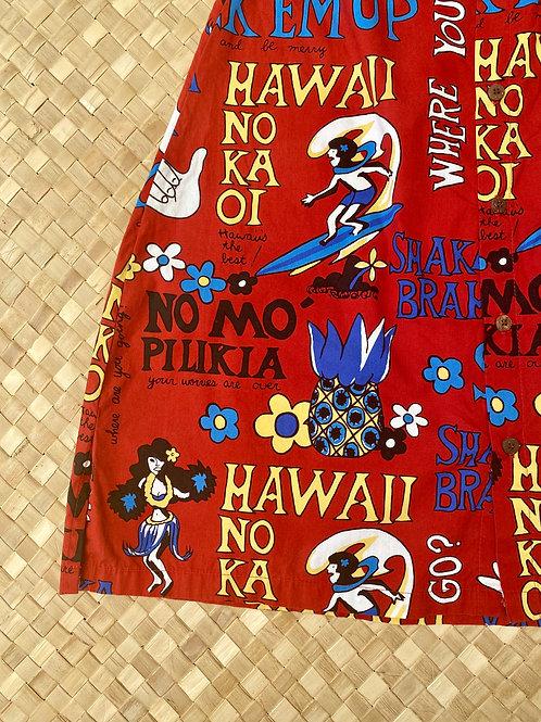 Hawaii No Ka Oi (M)
