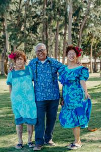 Hawaiian dress, Hawaiian Muumuu, Muumuu, Filipinos in Hawaii, Hawaii, Filipino, Oahu, Gathering Isle, Hawaii Photo Shoot, Family Portrait Hawaii