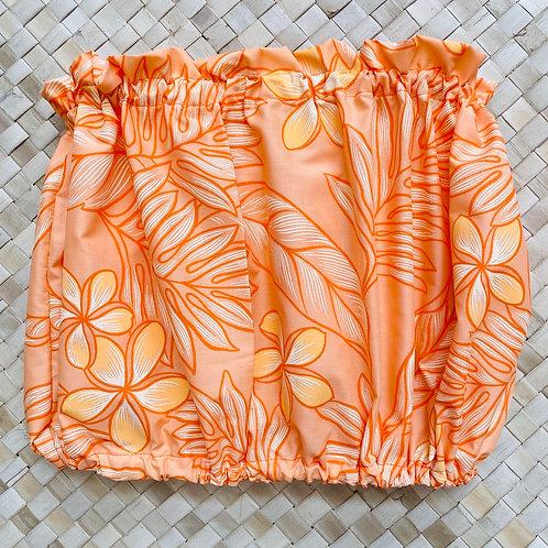 Orange Floral (S)