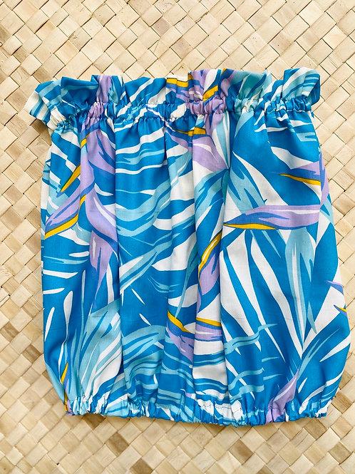 Tropical Blue (S-M)