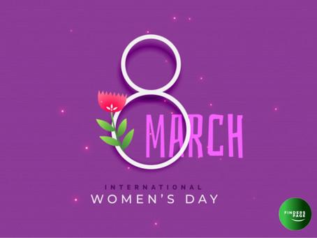 Happy Women's day 2021! 🌹