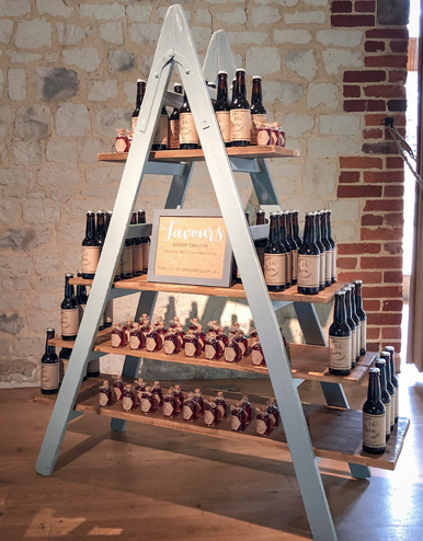 shelve ladder