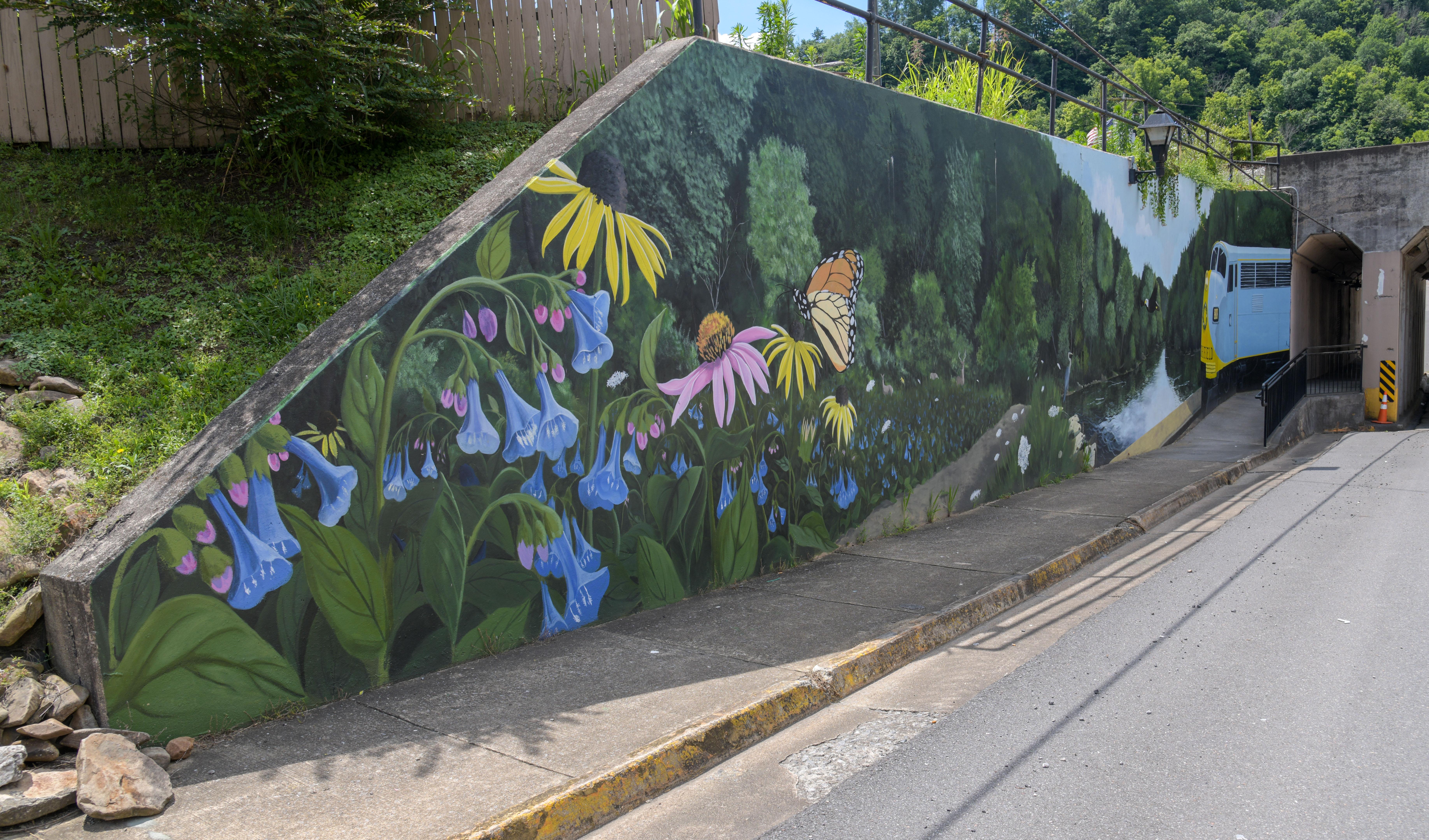 Main Street Mural 2