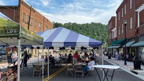 Town of St. Paul Receives 2020 Virginia Main Street Merit Award for Best Public Improvement