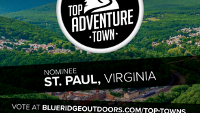 Vote for St. Paul as a Top Adventure Town
