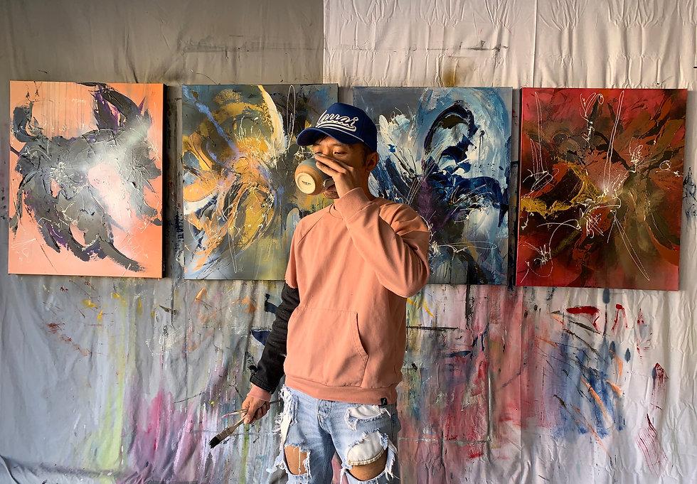 Bryan Bolosan Art