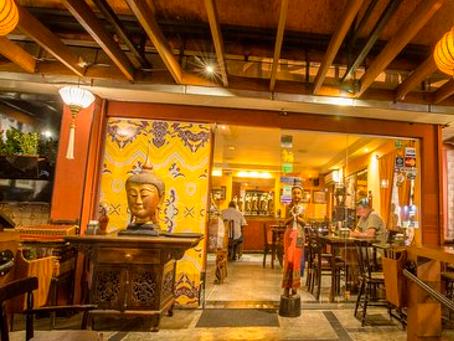 Certificado Thai Select - Restaurante Bangkok Garden