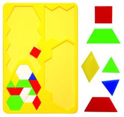 3078 Patrones Geométricos