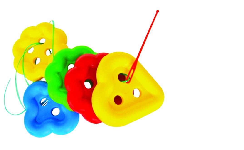 2007 Botón Formas
