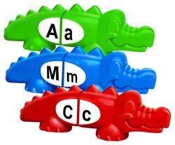 2129 cocodrilo ABC