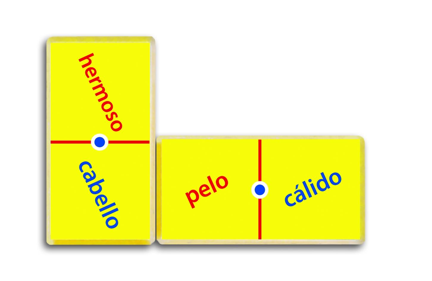 3264 Domino sinónimos
