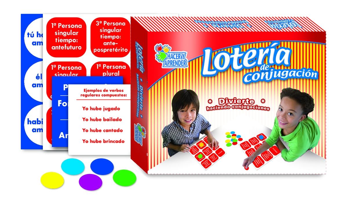 6049 Loteria Conjugaciones