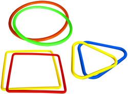 3205 Aros geométricos
