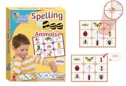 6041 SPELLING BEE ANIMALS