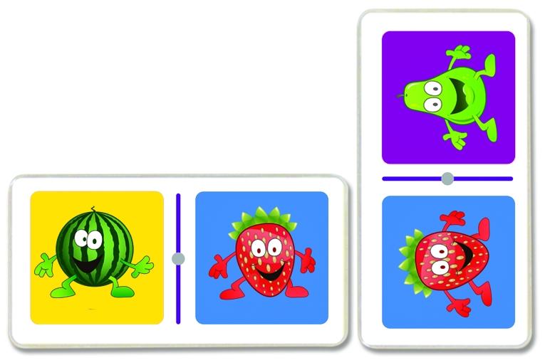 3045 Domino Frutas