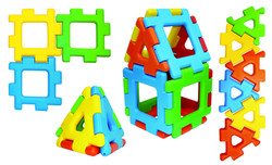 2127 Cuadros triángulos