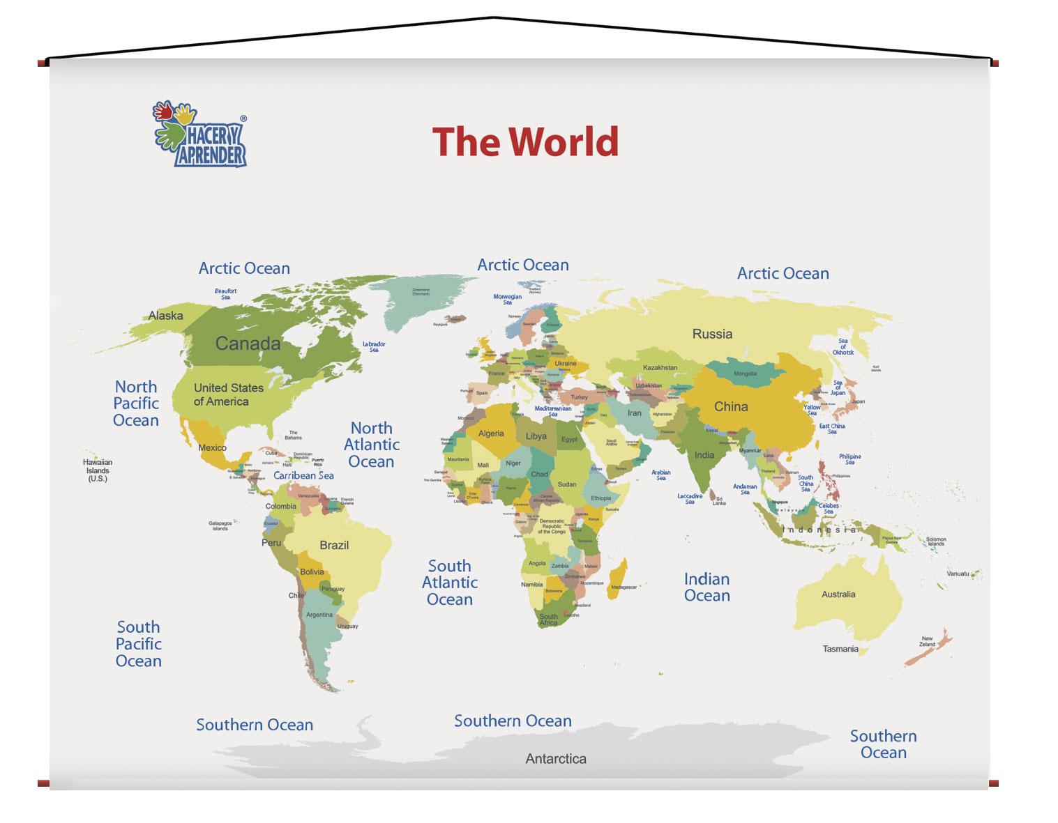 1739 THE WORLD