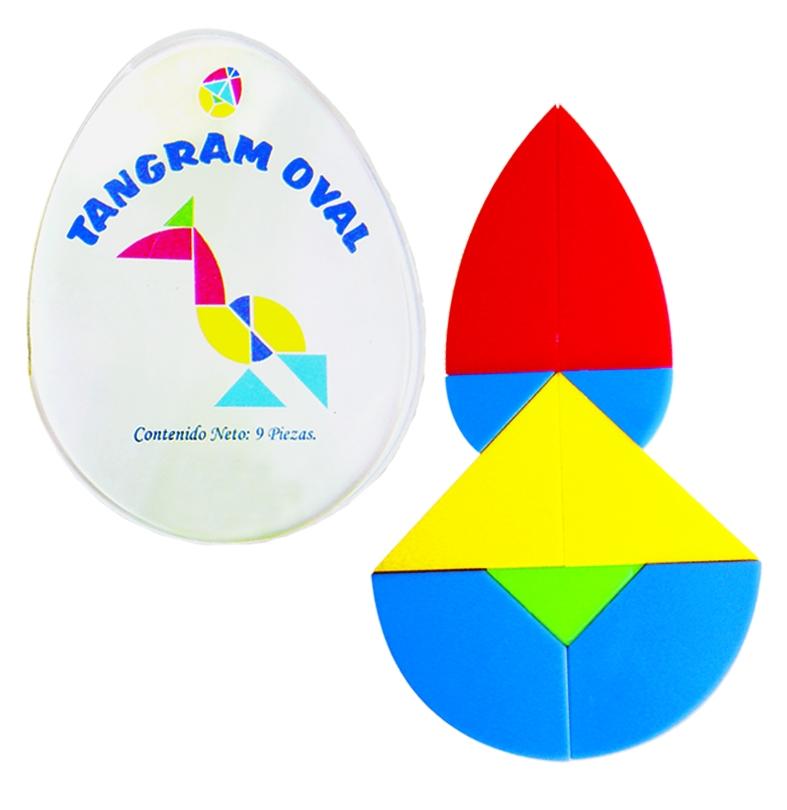 Tangram Oval
