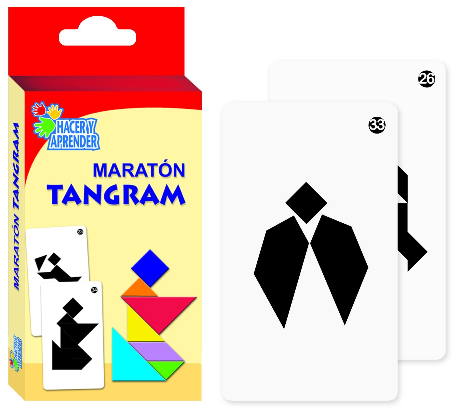 7138 Maraton Tangram