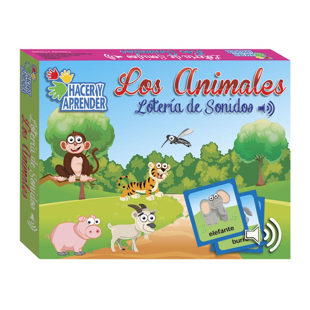 1052 Lotería de sonidos Animales