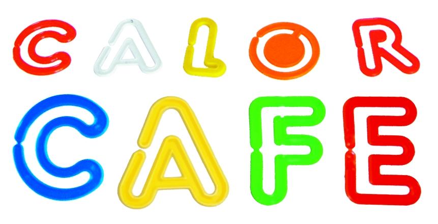 3185 letras enganchables braile