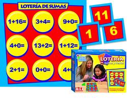 7094 Caja Lotería suma