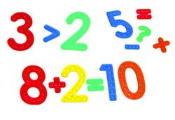 3246 Números Táctiles