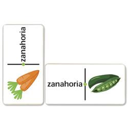 7217 Domino verduras