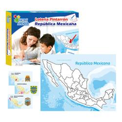 6087 Pintarron República Mexicana