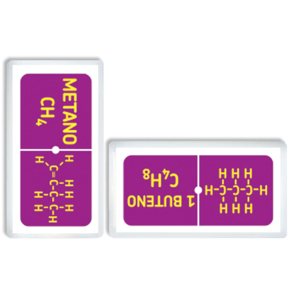 3386 Domino Química Orgánica