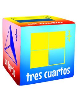 5070 Cubo fracciones