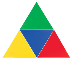 1038 Triángulo Jumbo