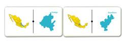3152 domino Estados de la Republica