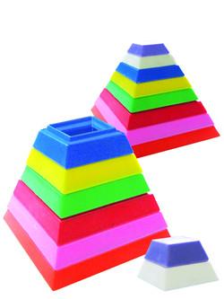 3298 Pirámide cuadrangular