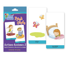 6034 FLASH CARDS ACTIONS 2