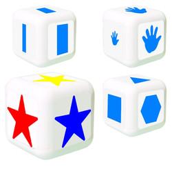3252 Cubo bloques