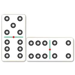 7215 Domino tradicional