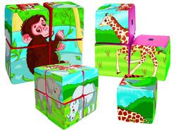 5270 Cubo Rompefiguras Selva