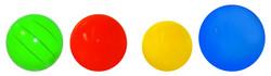Esferas pelotas