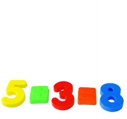 3256 Números Didácticos Gigantes